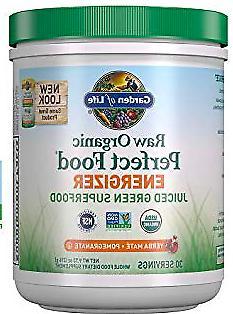 Garden of Life - Raw Organic - Perfect Food - GREEN SUPERFOO