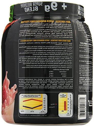 Body Advanced Whey Protein Powder 2lb