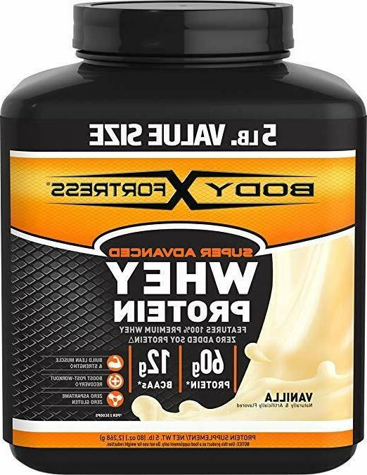 super advanced whey protein powder gluten free