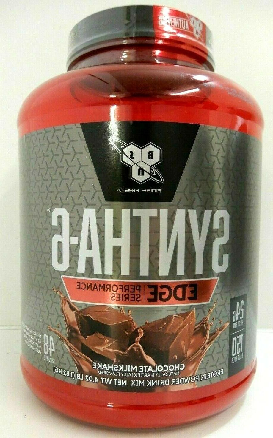 Bsn Syntha 6 Edge Protein Powder Chocolate Milkshake