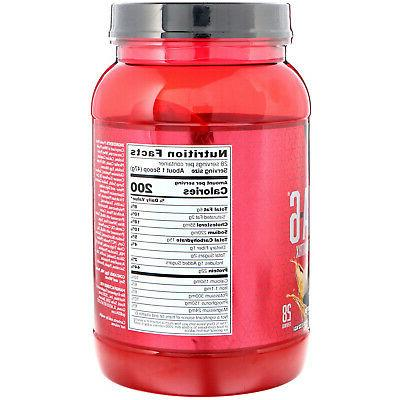 BSN Whey Protein Powder lbs - All Flavors Day Shipping