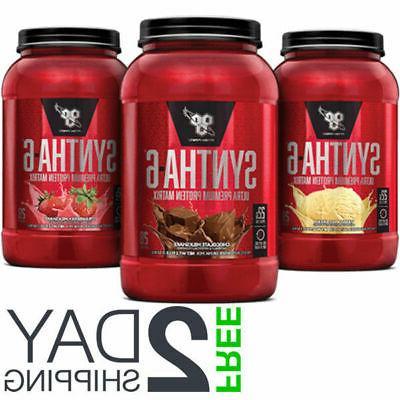 Bsn Syntha 6 Whey Protein Powder 2 91 Lbs