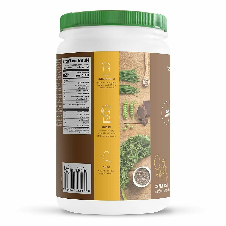 Amazing Grass Protein & Shake BB
