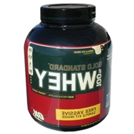 Optimum Nutrition Whey Protein, Double 1