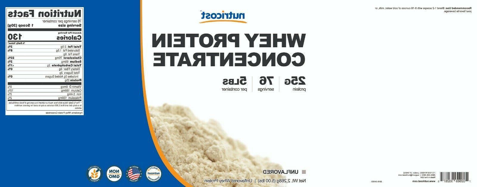 Nutricost Protein Powder