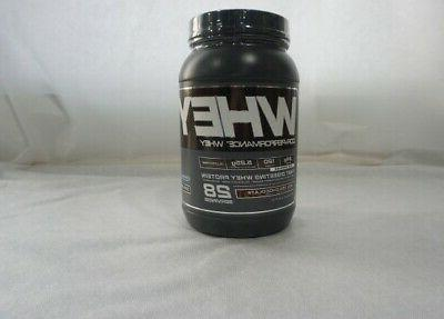 whey protein isolate concentrate blend