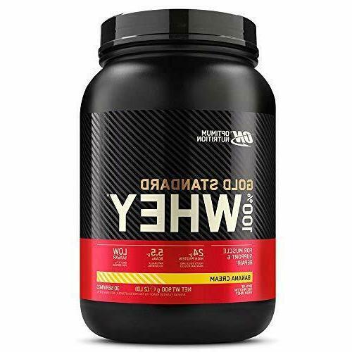 Whey Protein Powder, Cream,