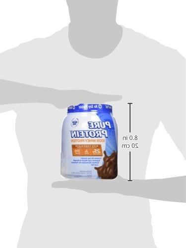 Pure Protein Protein Shake Powder, Chocolate, oz