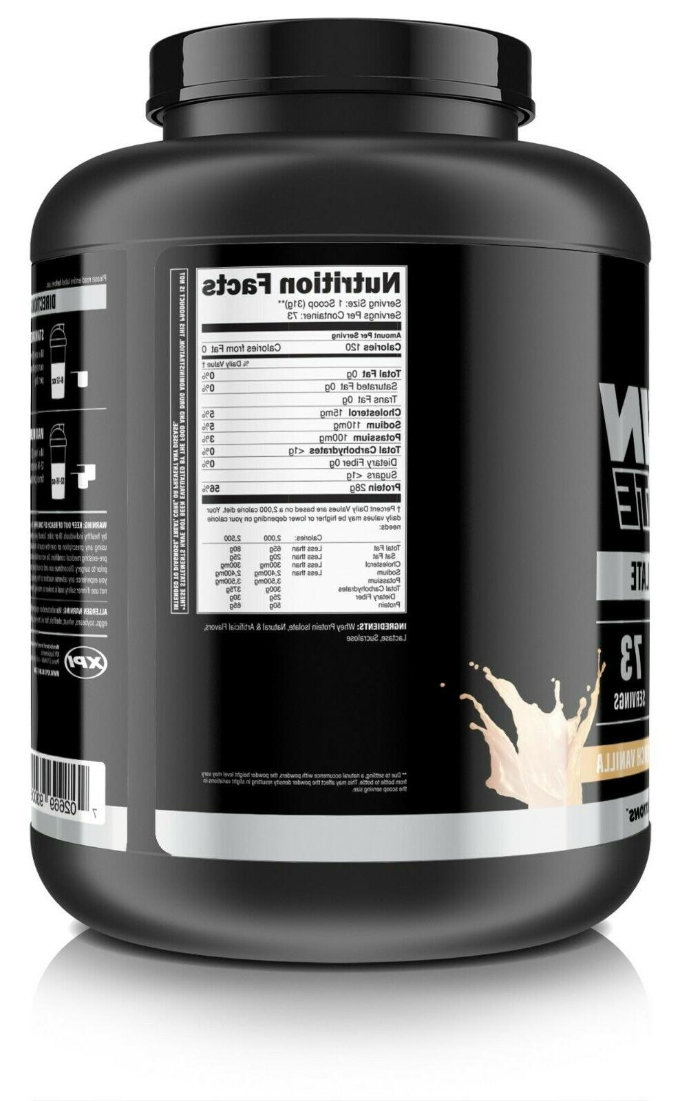 XPI Isolate Powder 5LBS