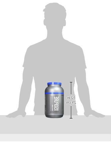 Isopure Powder, Whey Isolate, Flavor: 3