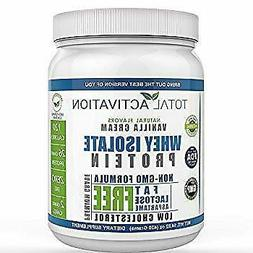 Lactose Free Protein Powder for Women & Men Weight Loss Whey