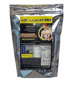 Lean 180 Muscle Mix Protein Shake for Men, Burns Fat, Helps