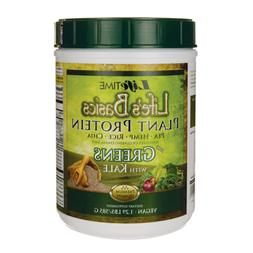 Lifetime Life's Basics Plant Protein with Greens, 1.24 lbs