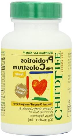 Child Life Colostrum With Probiotics 50 Grams Powder
