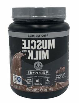 Muscle Mlk Pwdr Knkout Ch Size 32z Muscle Milk Pro Series 50