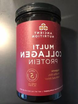 Multi Collagen Protein by Ancient Nutrition Dr AXE Type I,II