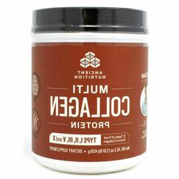 Multi Collagen Protein by Ancient Nutrition Type I,II,III,V&
