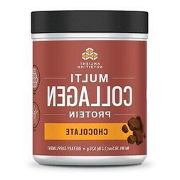Ancient Nutrition Multi Collagen Protein - Chocolate 525g Po