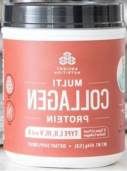 Ancient Nutrition Multi Collagen Protein Powder, Chocolate F