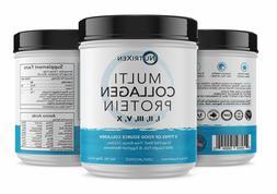 NutriXen Multi Collagen Protein Powder Unflavored 16 Ounces