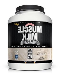 Muscle Milk Collegiate Protein Powder, Cookies 'N Crème, 20
