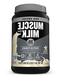 CytoSport Muscle Milk Pro Series 50 Powder Intense Vanilla -