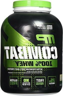 Muscle Pharm Combat 100% Whey Protein Powder Cookies N Cream