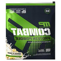 Muscle Pharm Combat Protein Powder Chocolate or Cookies Crea
