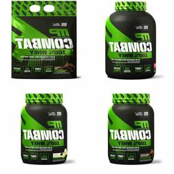 MusclePharm Combat 100% Whey Muscle-Building Protein Powder