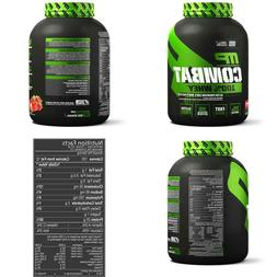 Musclepharm Combat 100% Whey, Muscle-Building Whey Protein P