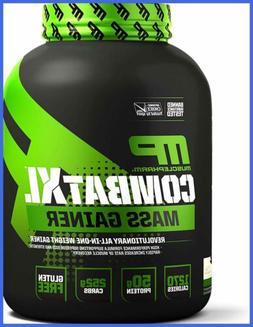 Musclepharm Combat XL Mass Gainer Powder Weight Protein 1270