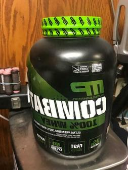 musclepharm series combat whey