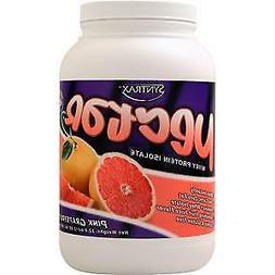 Syntrax Nectar Whey Protein Isolate Pink Grapefruit 2 lbs