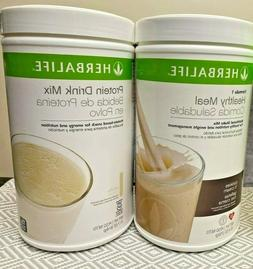 HERBALIFE FORMULA 1 HEALTHY MEAL & PROTEIN DRINK MIX   free