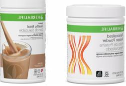 NEW HERBALIFE FORMULA 1 HEALTHY MEAL SHAKE AND  PERSONALIZED