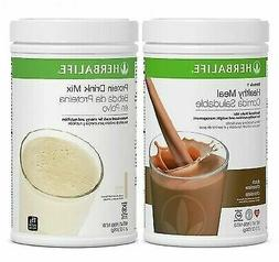 NEW Herbalife Formula 1 Healthy Meal shake and Protein Drink