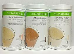 NEW Herbalife Protein Drink Mix |Choose Flavor|Free UPS 2nd
