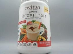 nutiva organic plant protein superfood smoothie powder