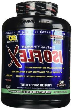 AllMAX Nutrition IsoFlex 5Lb - Chocolate Mint Supreme **FREE