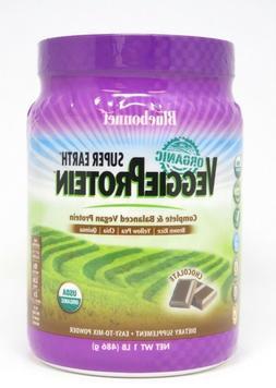 Bluebonnet Nutrition Super Earth Organic Veggie Protein Powd