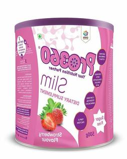 Nutritional Protein Drink Strawberry Flavour Weight Loss Mea