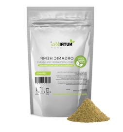 NVS 100% Pure Organic Hemp Protein Powder 50% Isolate USDA n