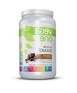 Vega One All-In-One Plant Based Protein Powder, Chocolate, 1