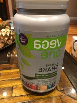 Vega One All-in-One 22 Serv 30 oz Plant Based Vegan Protein