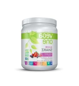 Vega One-All-In-One Plant Based Protein Powder, Mixed Berry,