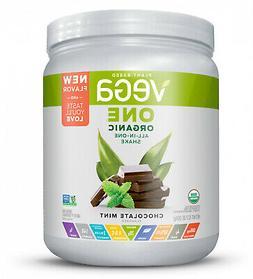 Vega One Organic Vegan Protein Powder, Chocolate Mint, 20g P