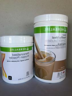 ONE Herbalife Personalized Protein Powder AND ONE Nutritiona