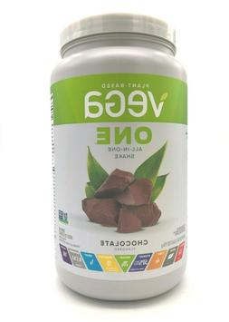 Vega One Plant Based Protein Shake Powder Mix CHOCOLATE FLAV