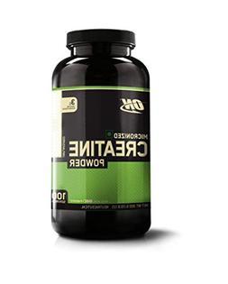 Optimum Nutrition Micronized Creatine Powder 300g by OPTIG