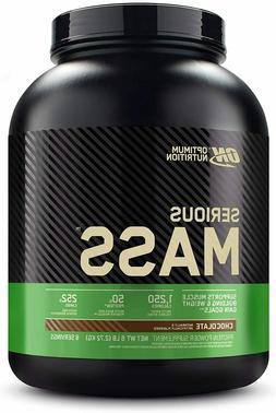 Optimum Nutrition Serious Mass Weight Gainer Protein Powder-